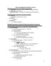 Exam #4 Study Guide2 with Answers.docx