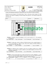 MDP410_Mid-Term EXAM_March 2013
