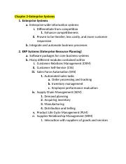 Chapter 2-Enterprise Systems (Overview).docx