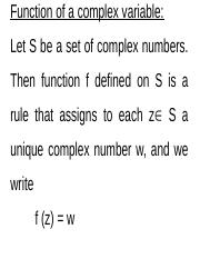 math II lecture 2   limit.ppt