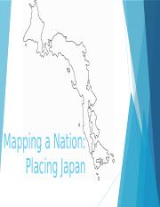 Mapping Japan - Maps