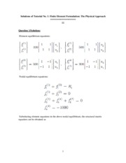 21594_Solutions of Tutorial 1-2015