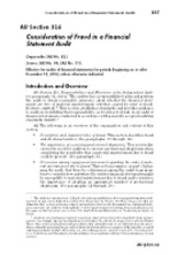 AU_316_-_Consideration_of_Fraud_in_a_Financial_Statement_Audit