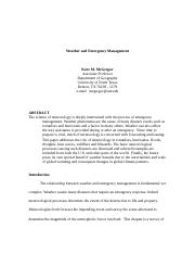 chapter - weather and emergency mgmt (1).doc