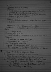 Kant and Virtue Ethics Lecture Notes