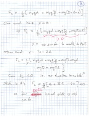 Physics 11 Pressure and Fluids Class Notes