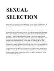 Sexual Selection.pdf