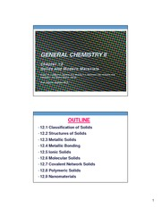 JA Jimenez - Gen Chem II (Chapter 12)