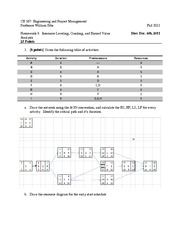 CE167_ Fall_2011_HW8_Solutions