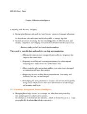 test 2 cob 204 study guide.docx