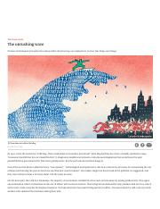 The onrushing wave _ The Economist