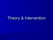 PP7 Theory and Intervention.ppt