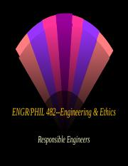 Responsible Engineers.ppt