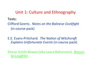 Culture_Ethnography
