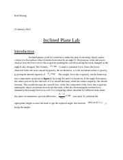 Lab 2 Inclined Planes.docx