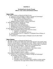 Lecture Notes - CH13