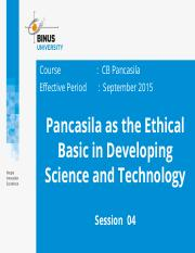 Z00220020220154030Session 04Pancansila as the Ethical Basic in Development Science and Technology.pp