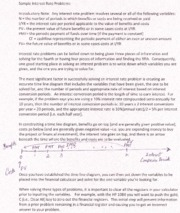 Note with Sample Interest Rate Problems Chapter 20001