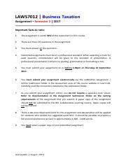 LAWS7012-2017-S2_Assignment_BB(1).pdf