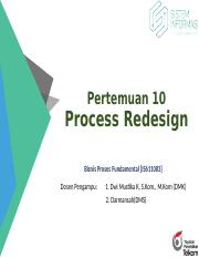 Pertemuan10_Process Redesign.ppt