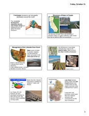 Water Resources & water pollution 14bb