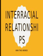 interracail relationships