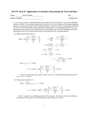 Lab 8 Assignment + Solutions (Spring 2012)