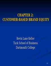 chapter2 Brand Equity.ppt