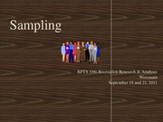 RPTS 336 - (8) Sampling (student version)