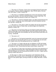 amsco us history essay answers Newman and schmalbach united states history, 2006, (amsco)  assignment  – create a reconstruction policy to answer the following questions: what is   document-based question (dbq): one essay is a document-based questions  and.