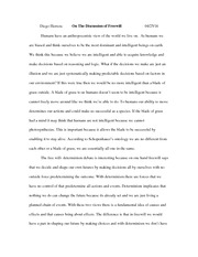 dualism philosophy essay