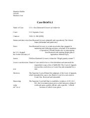 case brief u s v collier Case brief us v williams, 922 f2d 737 (11th cir 1991), law homework help studypool values your privacy only questions posted as public are visible on our website.