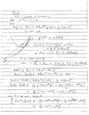 Lecture 6 Handwritten Notes
