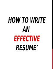 Resume Workshop powerpoint.pptx
