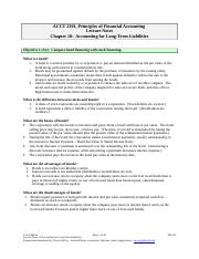 Lecture Notes 10 (26 pages) FMA6e Accounting for Long-Term Liabilities UNF(1).doc