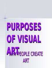 PURPOSES OF VISUAL ART.ppt