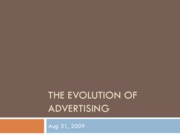 L2_The Evolution of Advertising