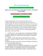 ACC 547 Final Exam Guide.doc