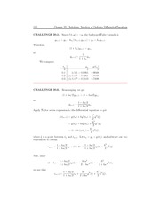 Differential Equations Solutions 110
