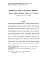 Comparative Study on Performance of Islamic Banks and Conventional Banks in GCC Region.pdf