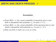 Lecture 5 -Queueing 2