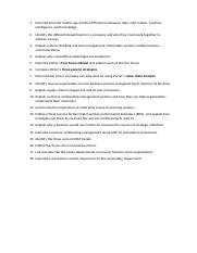 Buisness analysis questions on test1.docx
