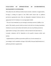 EVALUATION OF OPPORTUNITIES OF ENVIRONMENTAL MANAGEMENT SYSTEM.docx