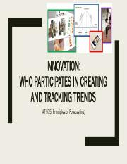 AT 575-Lecture Slides-Who Participates in Creating and Tracking Trends.pdf