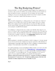 Big_Budgeting_Project