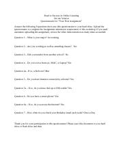 RoadtoSuccessinOnlineLearningQuestionnaire.doc