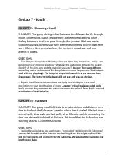 Lab7 - Fossils Lab Report.docx