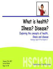 January 17 - Conceptions of Health Illness and Disease.pdf