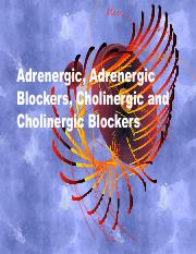 adrenergic_adrenergic_blockers_cholinergic_and_cholinergic