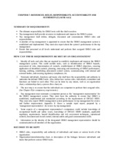Ch7 - Resources, Roles, Responsibility, Accountability and Authority (Clause 4.4.1) - 020116